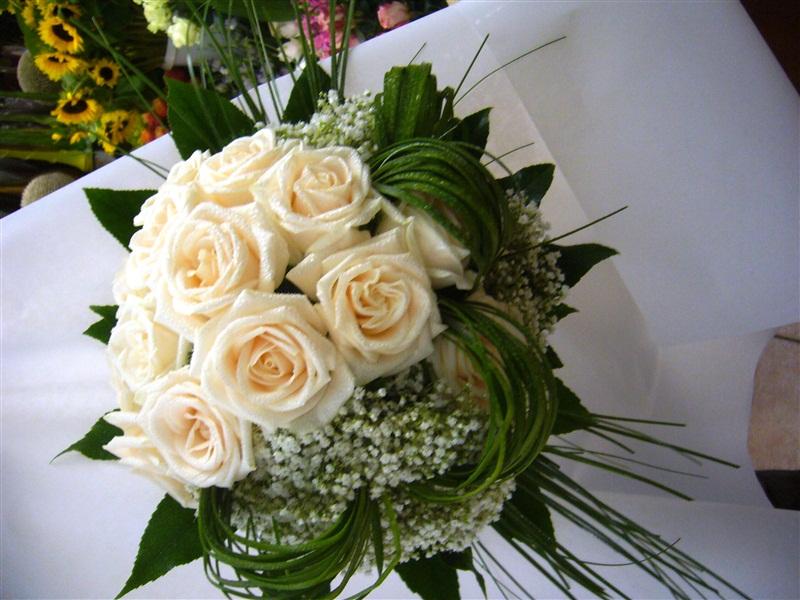 Bouquet Di Rose La Boutique Del Fiore Grottaferrata